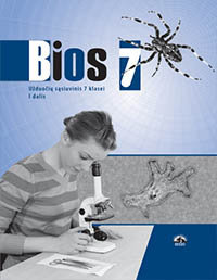 7 klasė: Bios 7 - 1 dalis