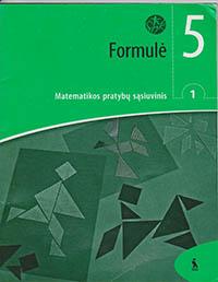 5 klasė Formulė - 1 dalis