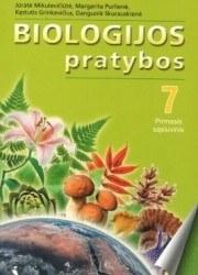 Biologija, 7 klasė, Biologijos pratybos 7 I sąs. (užduočių sąsiuvinis)