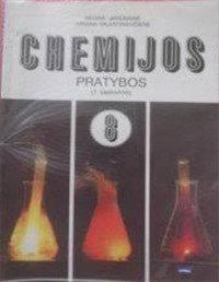 Chemija, 8 klasė, Chemijos pratybos - 1 dalis (užduočių sąsiuvinis)