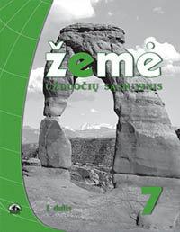 Geografija, 7 klasė, Žemė - 1 dalis (užduočių sąsiuvinis)